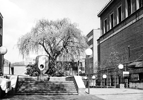 Then & Now: Portland Art Museum