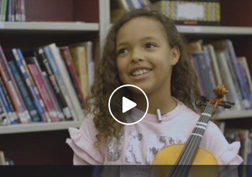 Impact Story: Eugene/Springfield Youth Orchestras' String Academy