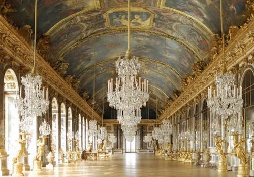 Good News: Discover The Palace of Versailles