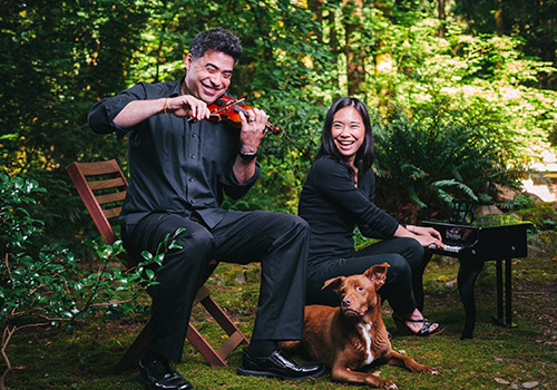 Happy Hour with Kenji Bunch & Monica Ohuchi – Presented by Willamette Valley Vineyards
