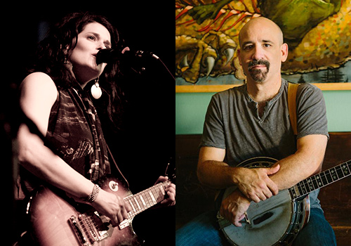 Happy Hour with Stephanie Schneiderman & Tony Furtado – Presented by Patricia Reser Center for the Arts Campaign