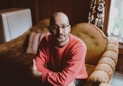 Anis Mojgani Named Oregon Poet Laureate