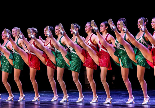 Good News: Dance Class by The Rockettes